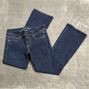 American Eagle Super Stretch Original Boot Jeans!